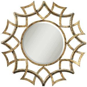 $450.00 Demarco Round Mirror